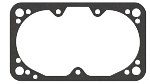 08472 Gasket - Float bowl 4-Circuit premium, 4825 D/quad