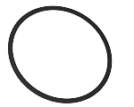 0880XXX Gasket - Air cleaner